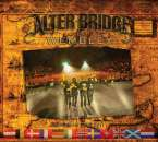 Alter Bridge: Live At Wembley: European Tour 2011 (CD + 2 DVD), CD
