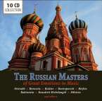 The Russian Masters of Great Emotions in Music, 10 CDs