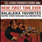 Balalaika Favorites (180g), LP