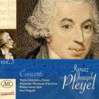 Ignaz Pleyel (1757-1831): Klarinettenkonzert in C, CD