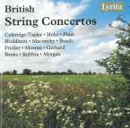 British String Concertos, 4 CDs