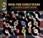 Mod The Early Years, 4 CDs
