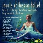 Jewels of Russian Ballet, CD