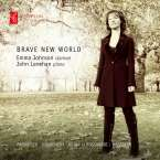 Emma Johnson & John Lenehan - Brave New World, CD