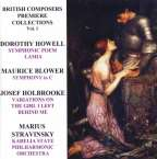 British Composers Premiere Collections Vol.1, CD