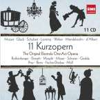 11 Kurzopern - The Original Electrola One-Act-Operas, 11 CDs
