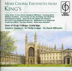Choir of King's College Cambridge: More Choral Favourites From Ki, CD