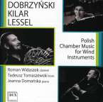 Polish Chamber Music for Wind Instruments, CD