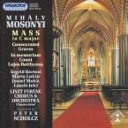 Mihaly Mosonyi (1815-1870): Messe Nr.1 C-Dur, CD