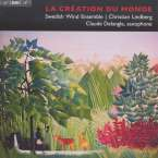 The Swedish Wind Ensemble - La Creation Du Monde, CD