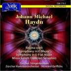 Michael Haydn (1737-1806): Missa Sancti Francisci Seraphici MH 119, CD