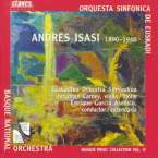 Andres Isasi (1890-1940): Orchesterwerke, CD
