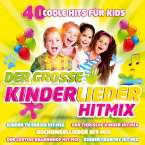Der gr.Kinderlieder Hitmix-40 coole Hits, CD