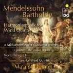 Ein Sommernachtstraum (Harmoniemusik für Bläserquintett)