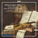 Violinsonaten aus dem Archiv in Kremsier