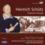 Psalmen Davids SWV 22-47 (Carus Schütz-Edition Vol. 8)