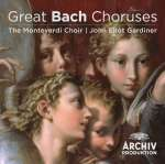 John Eliot Gardiner - Great Bach Choruses