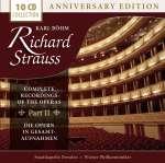 Karl Böhm dirigiert Opern von Richard Strauss (Gesamtaufnahmen) Vol.2
