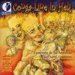 Conga Line in Hell - Lateinamerikanische Musik