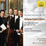 Klavierquartette Nr.1 & 2