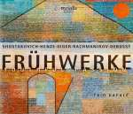 Trio Rafale - Frühwerke