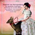 Deutsches Liederspiel op.14 für Soli, Chor & Klavier 4-händig