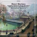Sämtliche Werke für Streichquartett Vol.1