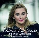 Catherine Gordeladze - Dance Fantasies