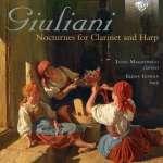 Nocturnes für Klarinette & Harfe Nr.1-12