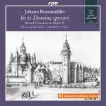 Geistliche Konzerte auf Psalm 31 'In te Domine speravi'