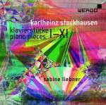 Klavierstücke Nr.1-11