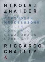 Nikolaj Znaider / Gewandhausorchester / Riccardo Chailly - Violinkonzerte