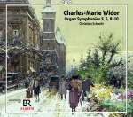 Orgelsymphonien Nr.5,6,8-10
