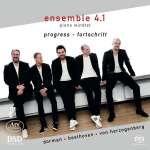 Ensemble 4.1 - Progress / Fortschritt