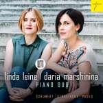 Linda Leine & Daria Marshinina - Schubert / Stravinsky / Vasks