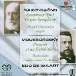 Symphonie Nr.3 'Orgelsymphonie'