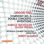 Symphonie Nr. 3 op. 50 für Streicher & Pauken