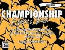 Championship Sports Pak (an All-Purpose Marching/Basketball/Pep Band Book for Time Outs, Pep Rallies and Other Stuff): Snare Drum