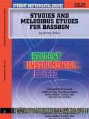 Student Instrumental Course Studies and Melodious Etudes for Bassoon: Level II