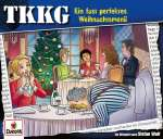 Ein fast perfektes Weihnachtsmenü (3CD) Cover