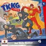 TKKG Junior Nr.4 der Rote Retter Cover