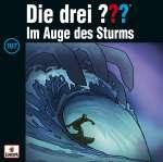 Im Auge des Sturms (Hörbuch-CD) Cover