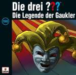 Die Legende der Gaukler Cover