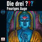 Feuriges Auge Cover