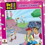 Liebes-Chaos! (Hörbuch-CD) Cover