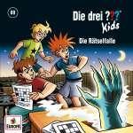 Die Rätselfalle (Die drei Fragezeichen Kids 1CD) Cover