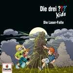Die drei ??? Kids : Die Laser-Falle (CD) Cover
