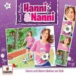 Hanni und Nanni bleiben am Ball Cover