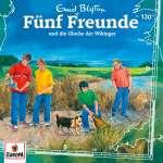 fünf Freunde und die Glocke der Wikinger Nr.130 Cover
