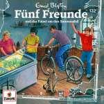 Fünf Freunde und das Rätsel um den Stromausfall Cover